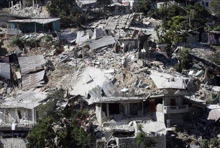La devastación afecta más a los pobres