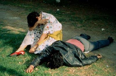 E. Metinides, Chapultepec, 1995.